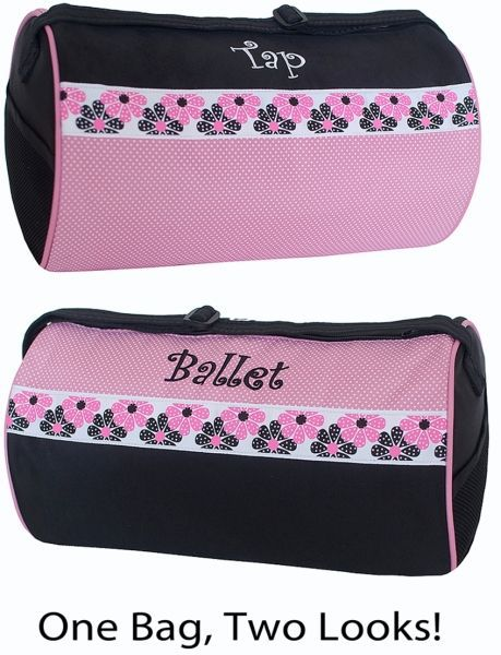 """BTC-06   Ballet, Tap """"Combo"""" Duffel – See the Collection"""