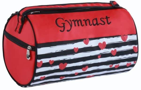 LTD-02GYM    Love Gymnastics Duffel- See the Collection