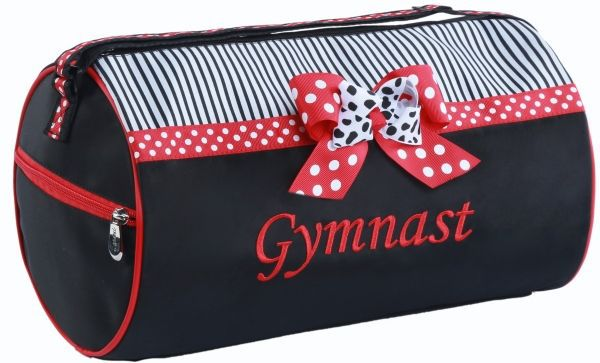 MIN-02GYM  Mindy Gymnast Duffel – See the Collection