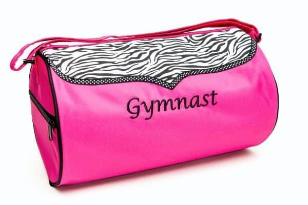 ZEB-02GYM   Zebra Gymnast Duffel – See the Collection